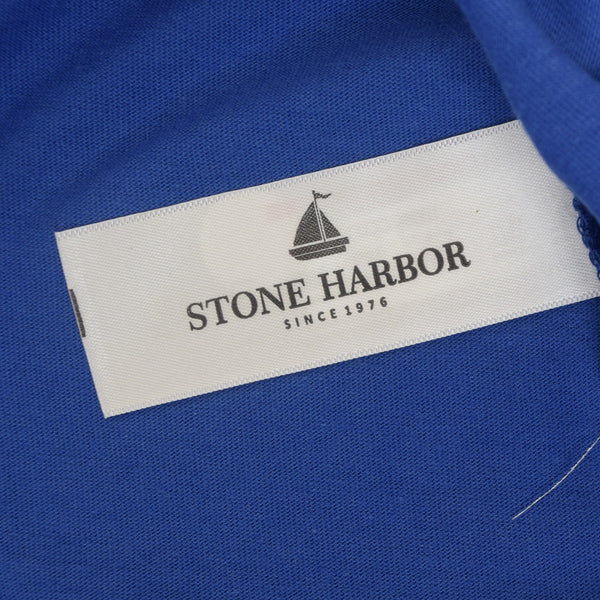 "Men's Stone Harbor Micro Soft ""South Deanst""  Crew Neck T-Shirt - klashcollection - 5"