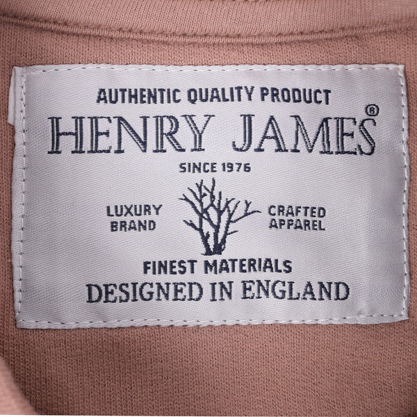 Men's Henry James Crew neck Raglan sleeve sweatshirt - Stone - klashcollection - 5