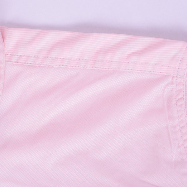 Copy of Men's Stone Harbor Double Pocket Hilton Casual Shirt - Light executive Pink - klashcollection - 5