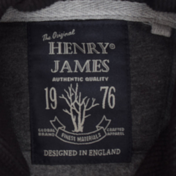 Copy of Men's Henry James BROOKLYN over head Hooded - Charcoal - klashcollection - 5