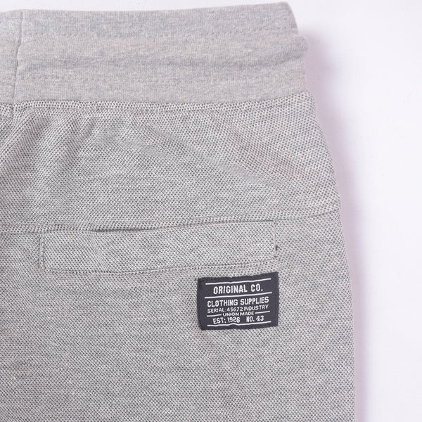 Men's Henry James Double Pocket Fleece Jogger - Grey Marl - klashcollection - 6