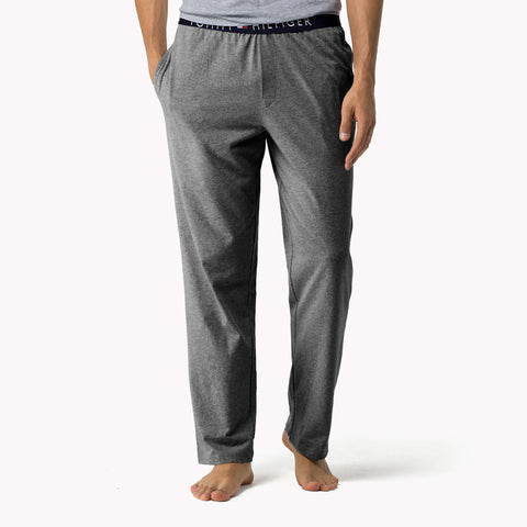 Tommy Hilfiger's Super Soft Men's Trousers - Charcoal