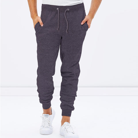 Men's Henry James VIRTUAL close Bottom Jogger - Charcoal - klashcollection - 1