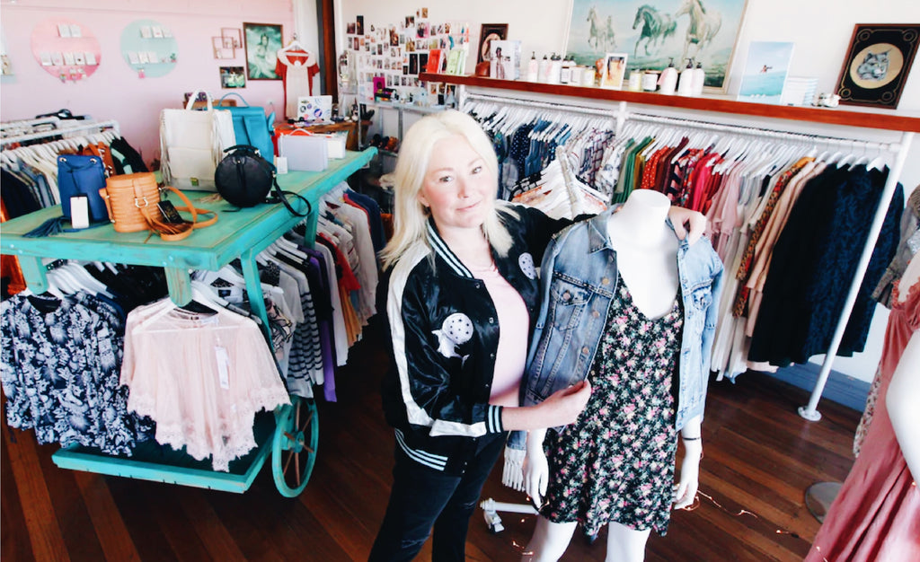 Shannon Fox from Eclectic Ladyland Boutique - Western Australia