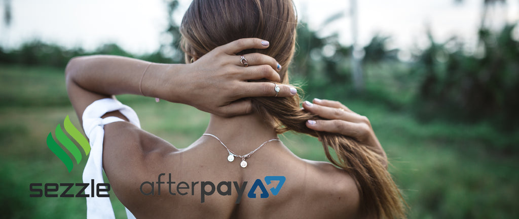 Afterpay and Sezzle. Accept Payments after shopping for Australian and US Customers