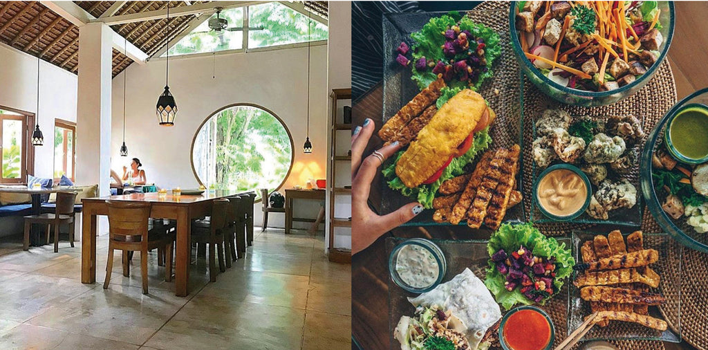 Sage Cafe Bali Best Eats by La Luna Rose in Ubud