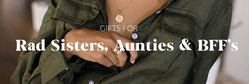 Great Gift ideas for Aunties and best friends