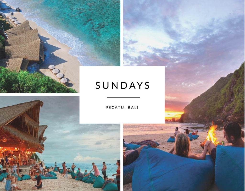 Sundays Uluwatu, Best Beach Club in Bali