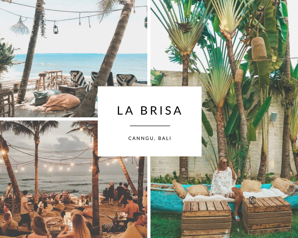 La Brisa, Best Beach Club in Bali