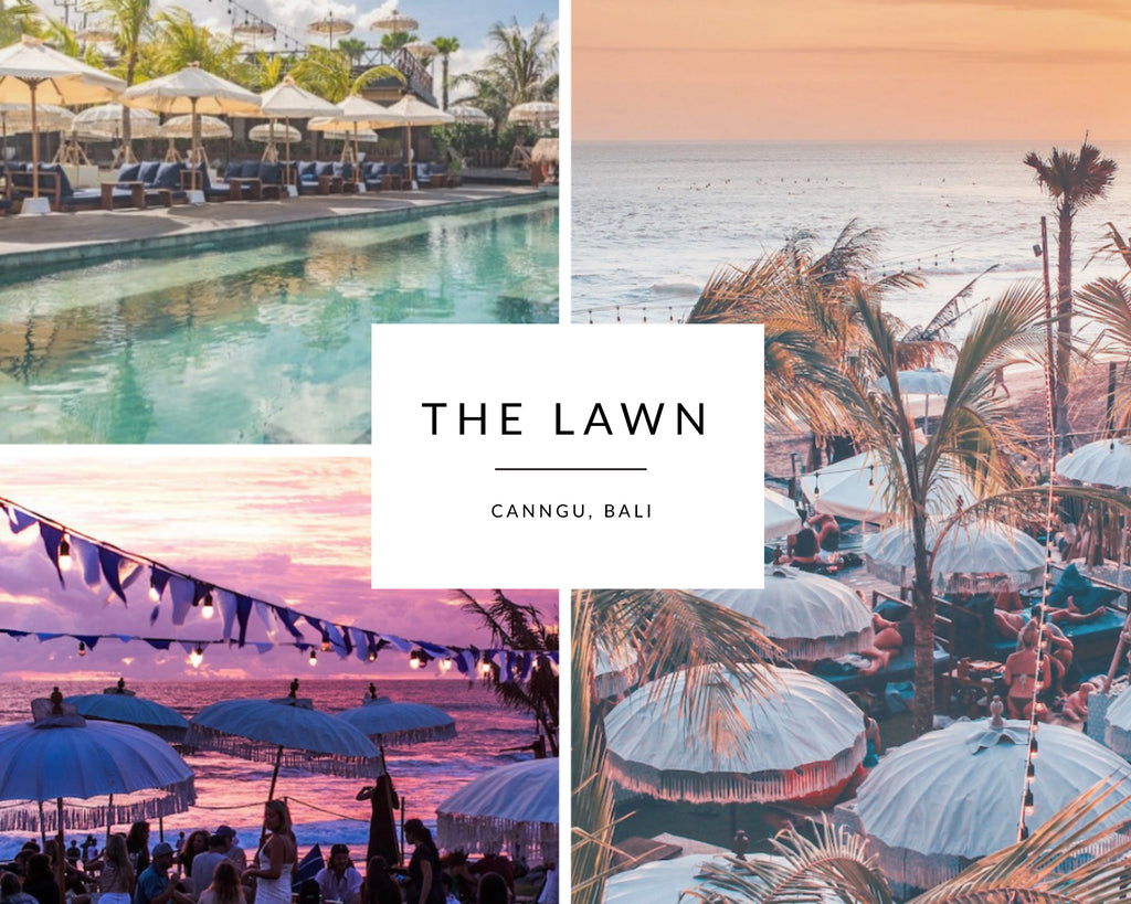 The Lawn, Canggu. Best Beach Clubs in Bali
