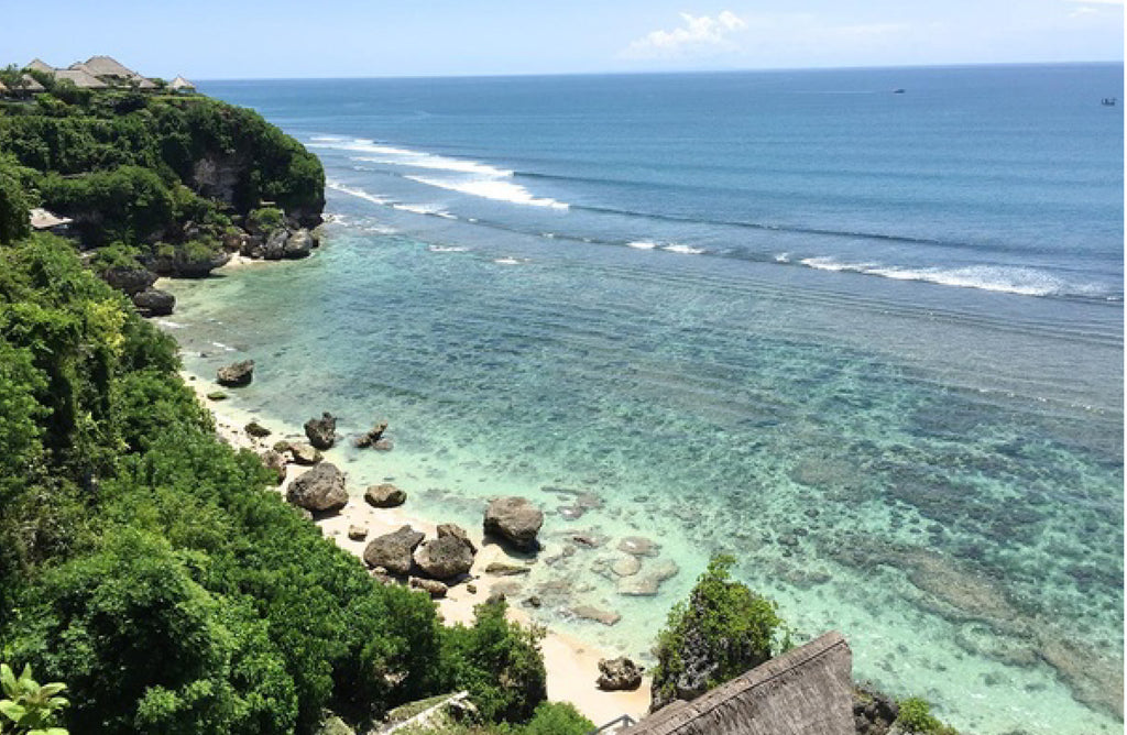 Bali Bucket list of beaches to Visit on the island. Meet Bingin Beach