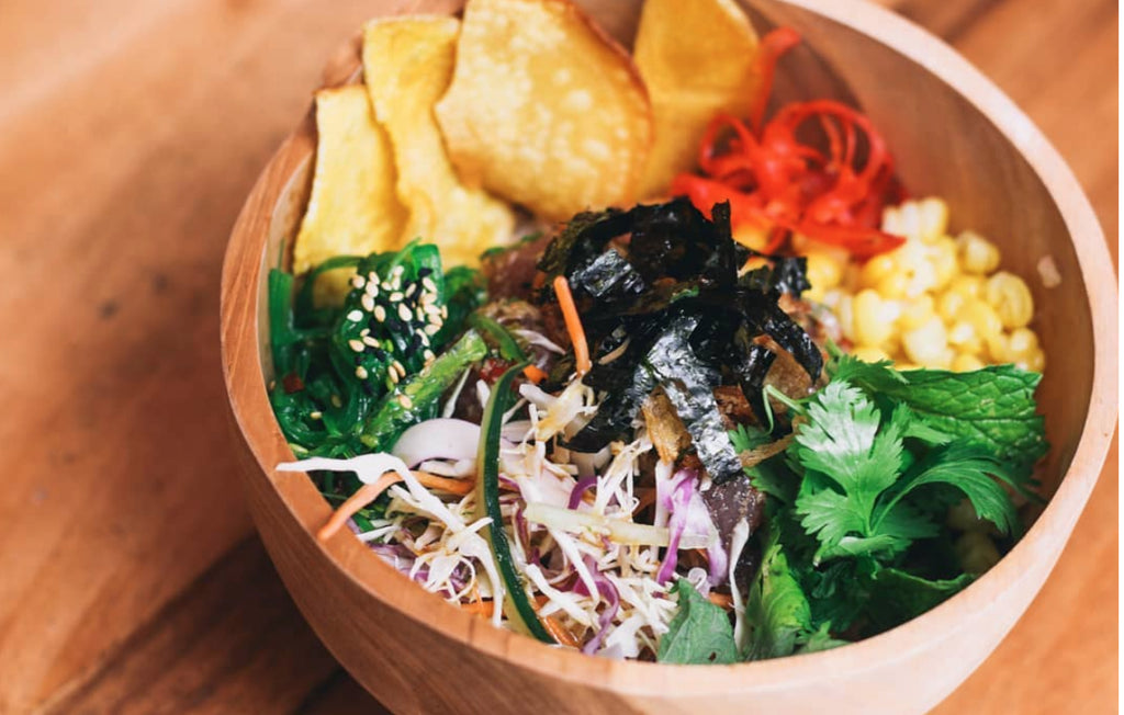 Where to eat the Best Poke in Seminyak, Bali