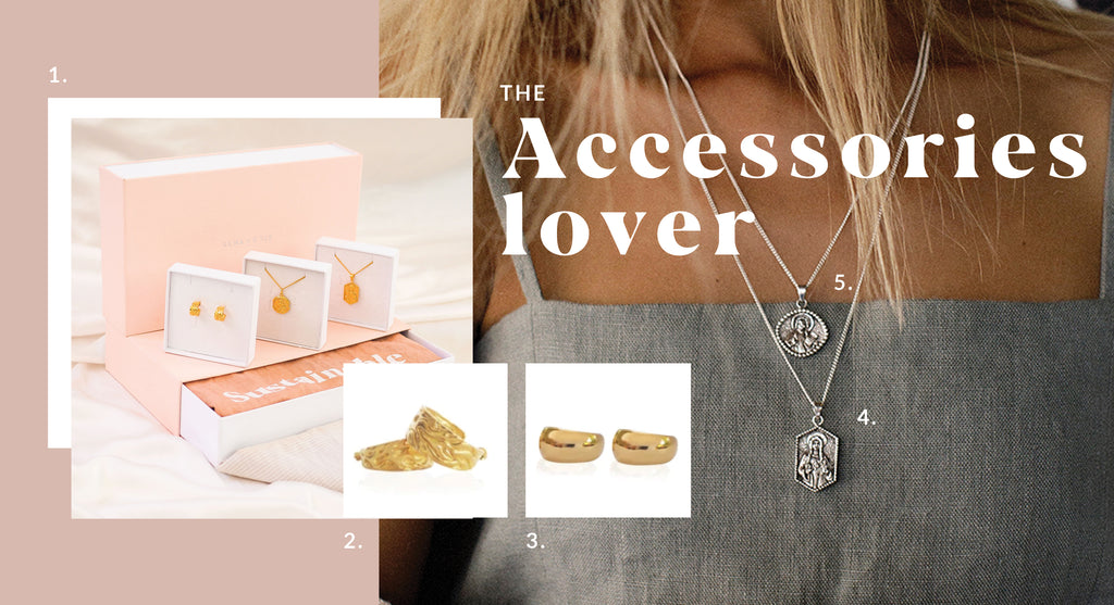 Sustainable Gift Ideas for the accessories Lover - Luna and Rose jewellery