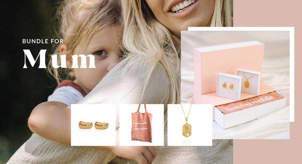 Luna & Rose Sustainable Gift bundle for Mum