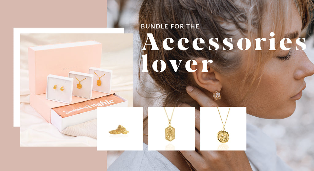 Luna & Rose Sustainable Gift bundle for the accessory lover