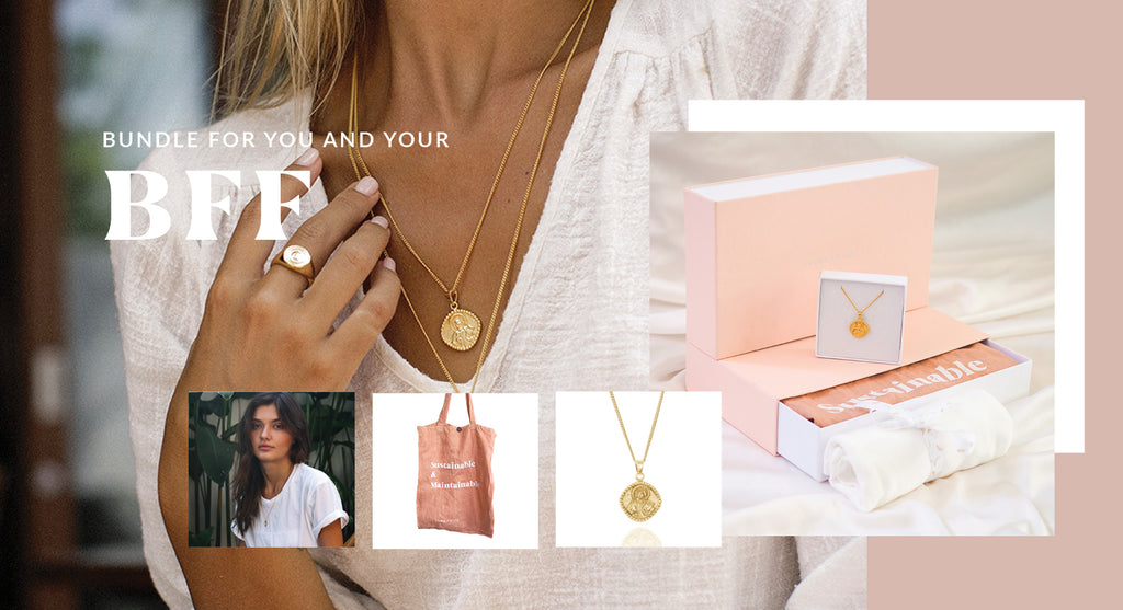 Luna & Rose Sustainable Gift bundle for your Best Friend