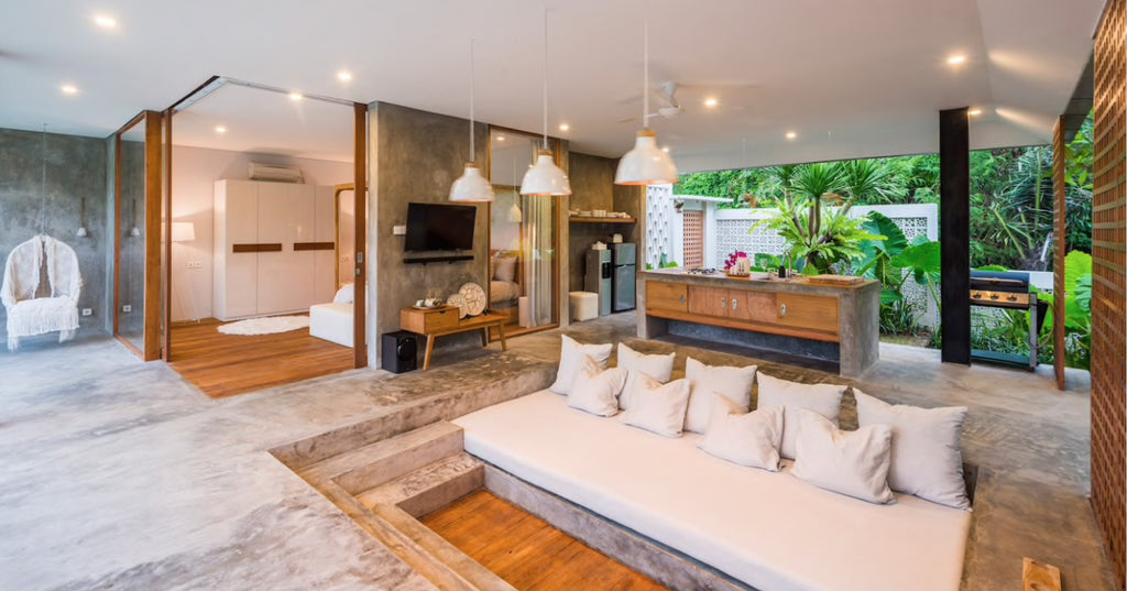 Villa Maz, Canggu. Best place to stay on the island of Bali