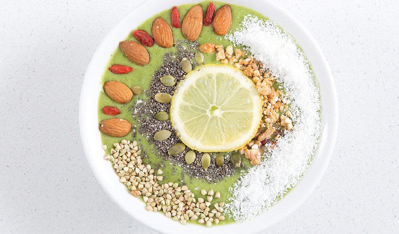 Best delicious tropical Smoothie Bowl Recipes