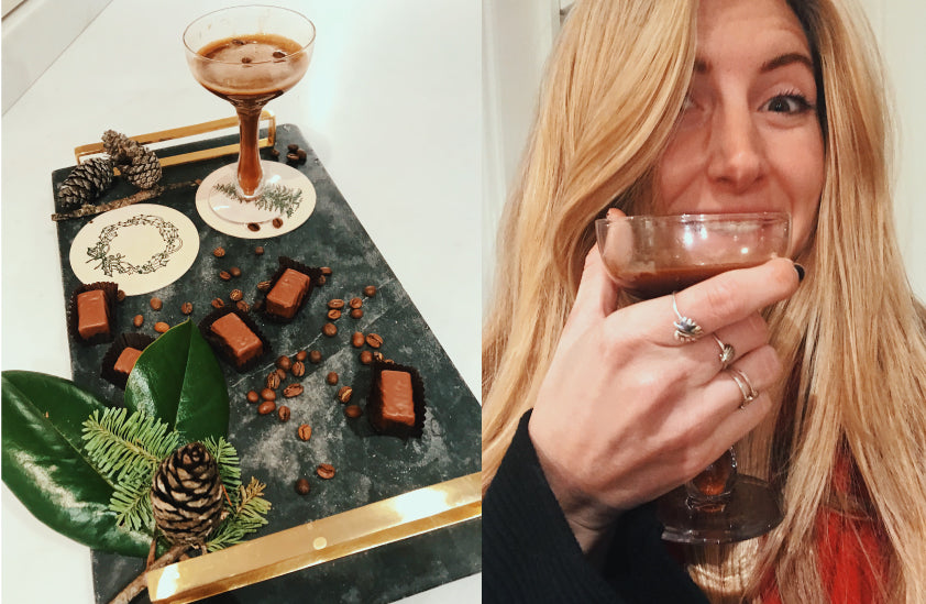 Espresso Martini Recipe for Christmas