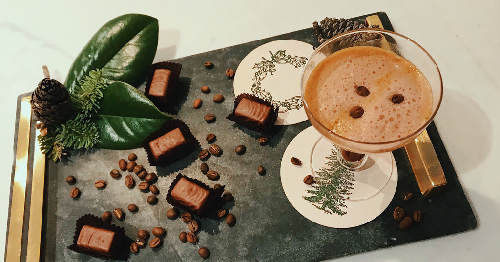 Espresso Martini Cocktail Recipe for Christmas