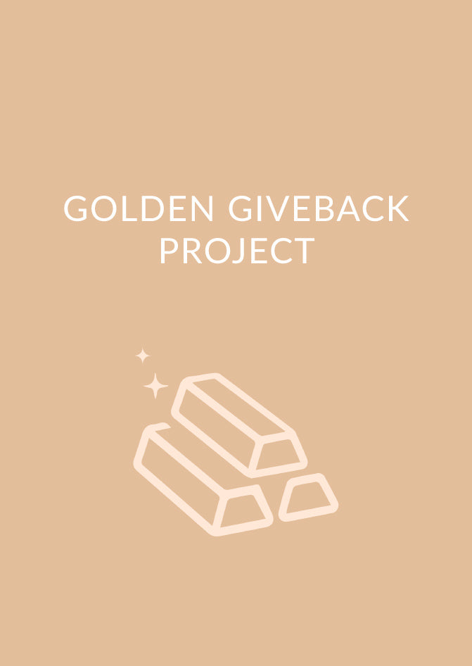 Golden Giveback Recycle Jewellery