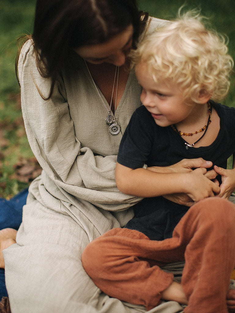 Still I rise - A Collection of pendants inspired by Motherhood & female Strength
