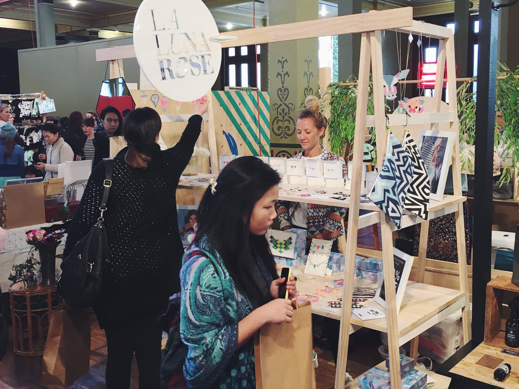La Luna Rose - Finders Keepers Markets Melbourne