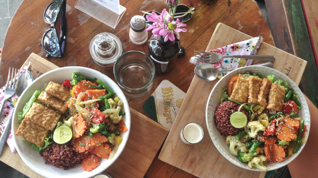 La Luna Rose Blog - Beatlenut Cafe, Canggu Bali