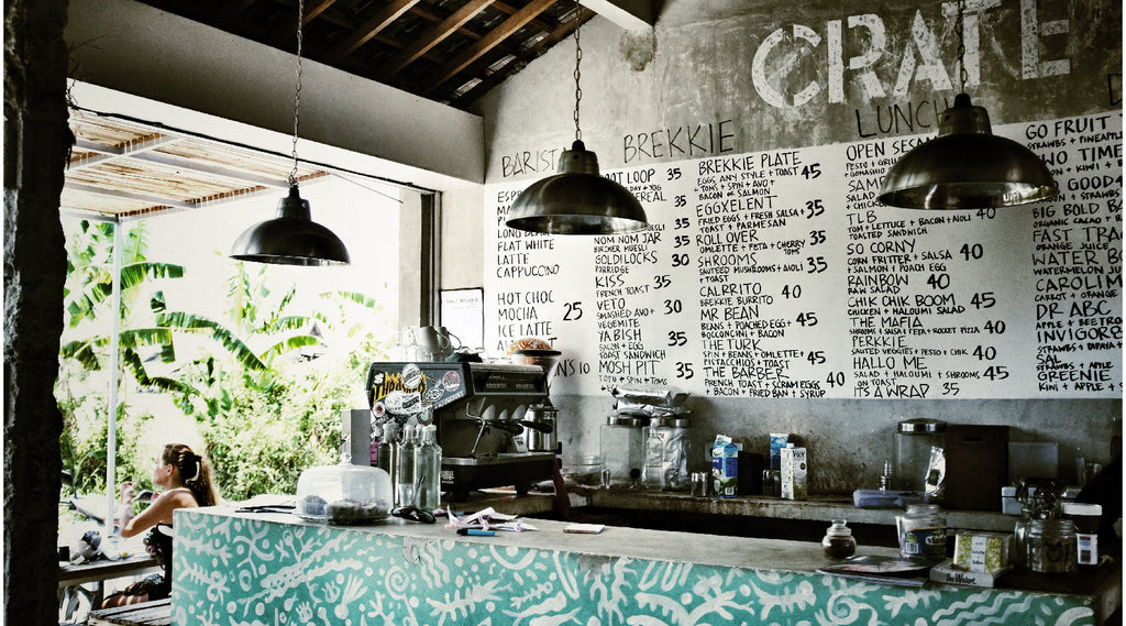 Bali Best Eats - Crate Cafe Canggu