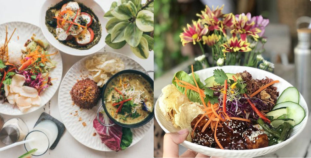 La Luna Rose talks Bali's Best Eats - Milu by Nook Canggu