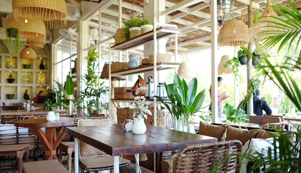 La Luna Rose Bali's Best Eats - Milu by Nook Canggu