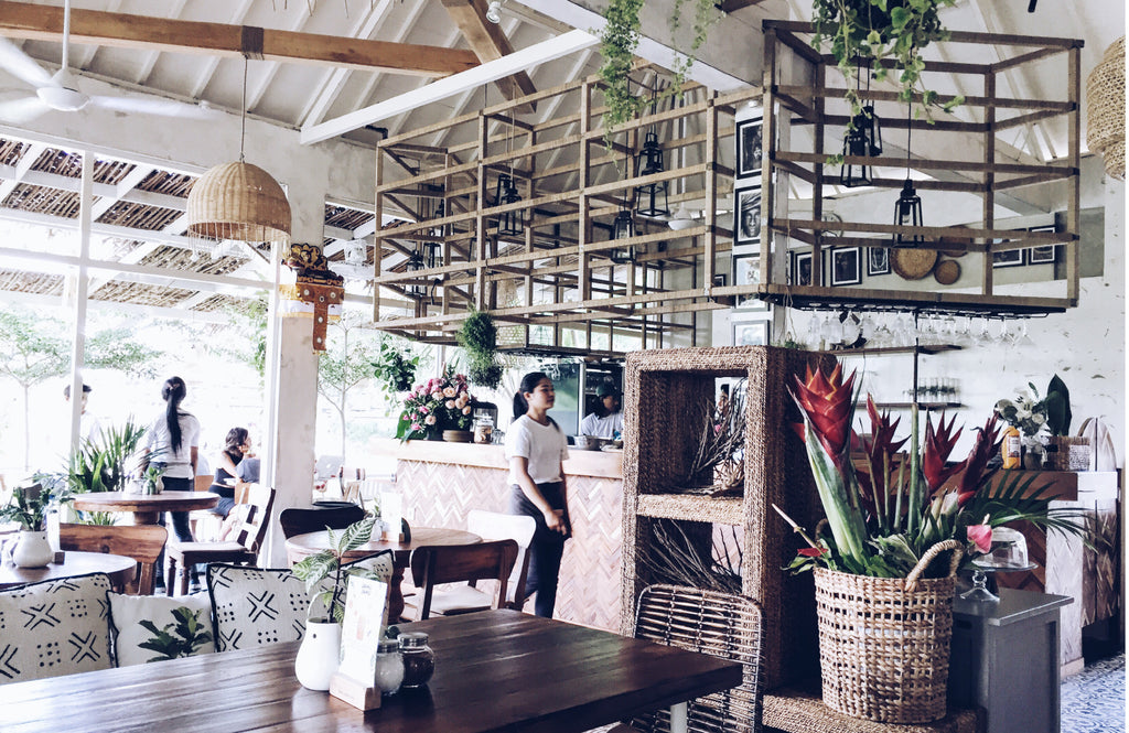Bali Best Eats - Milu by Nook Canggu