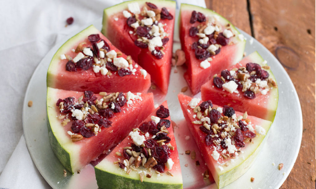 La Luna Rose Jewellery Watermelon Recipe - Bali Fruit