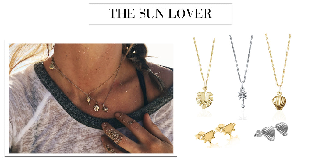 Christmas Gift Guide - Jewellery for a girl who loves the beach