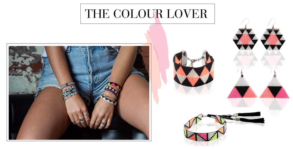 Christmas Gift Guide - Jewellery for a girl who loves color