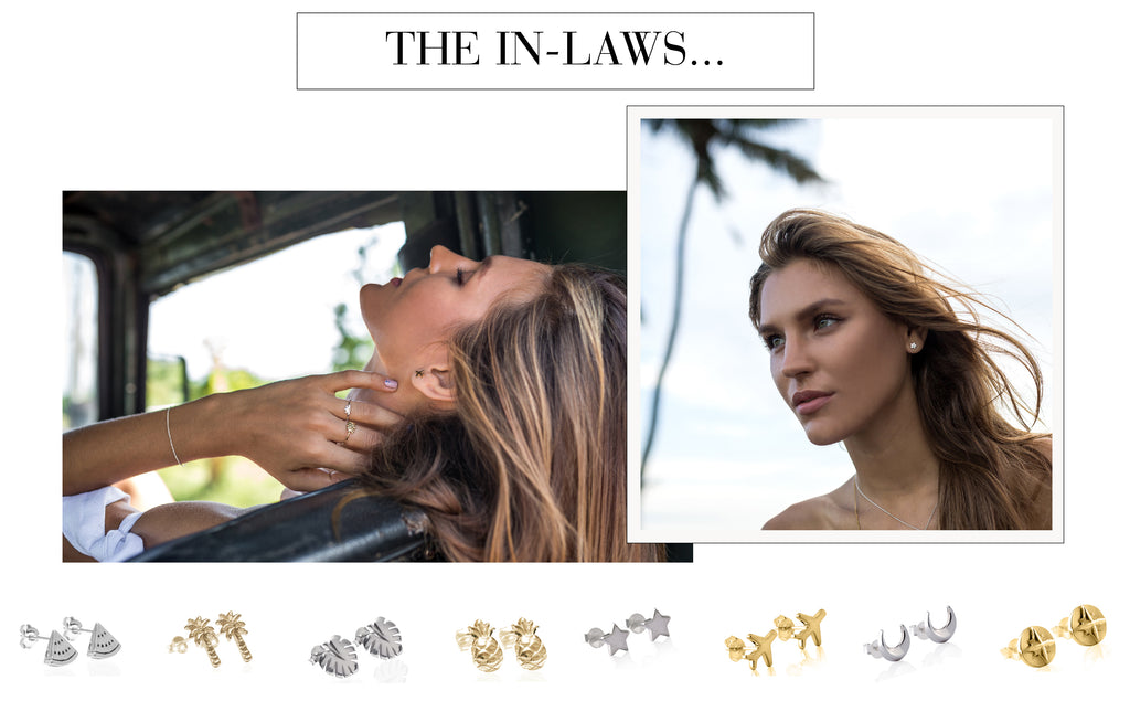 Christmas Gift Guide - Jewellery for your Sister or Mother in Law