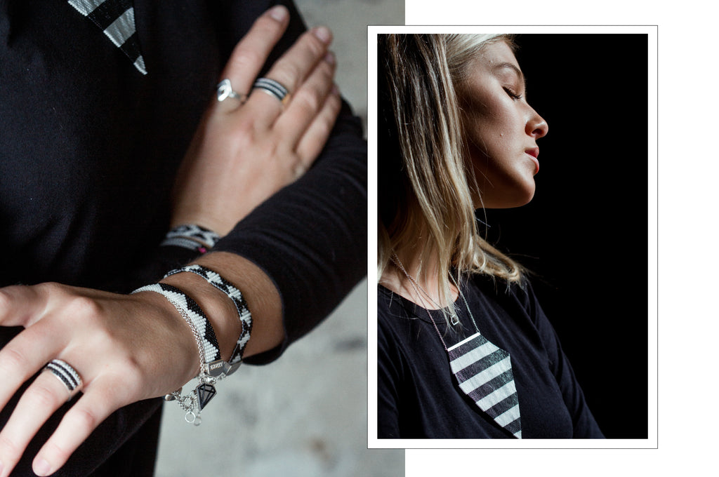 La Luna Rose Jewellery - Urban Loft Collection