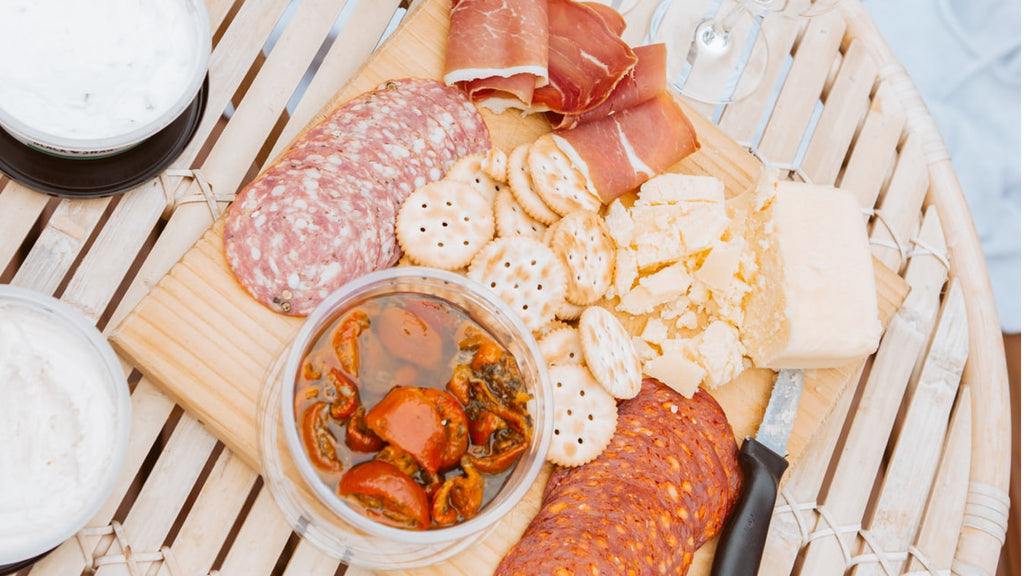 Cold Meats for the perfect Aperitif platter - How to create the best Grazing Table