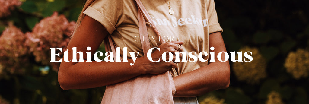 Luna & Rose jewellery Gift Ideas for the Ethicaly Conscious