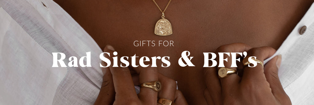 Luna & Rose Gift Guide for Aunties sisters & BFF's