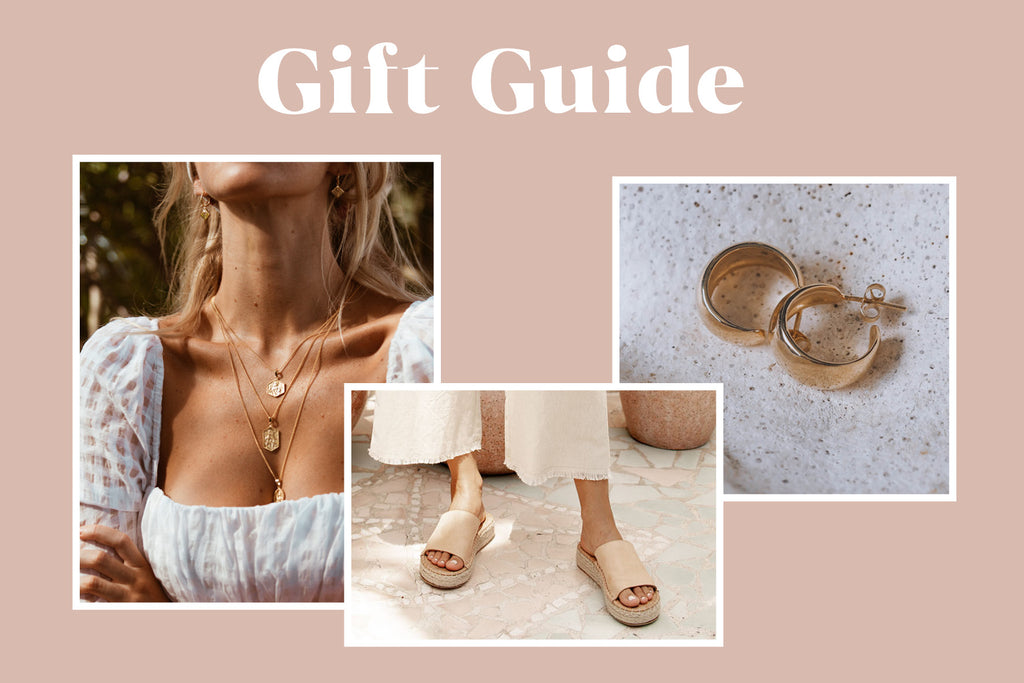 Luna & Rose conscious Gift Guide Sustainable jewellery