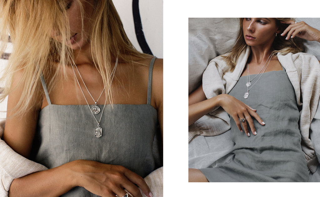 Aperitivo Jewellery Collection by Luna & Rose Sustainable accessories