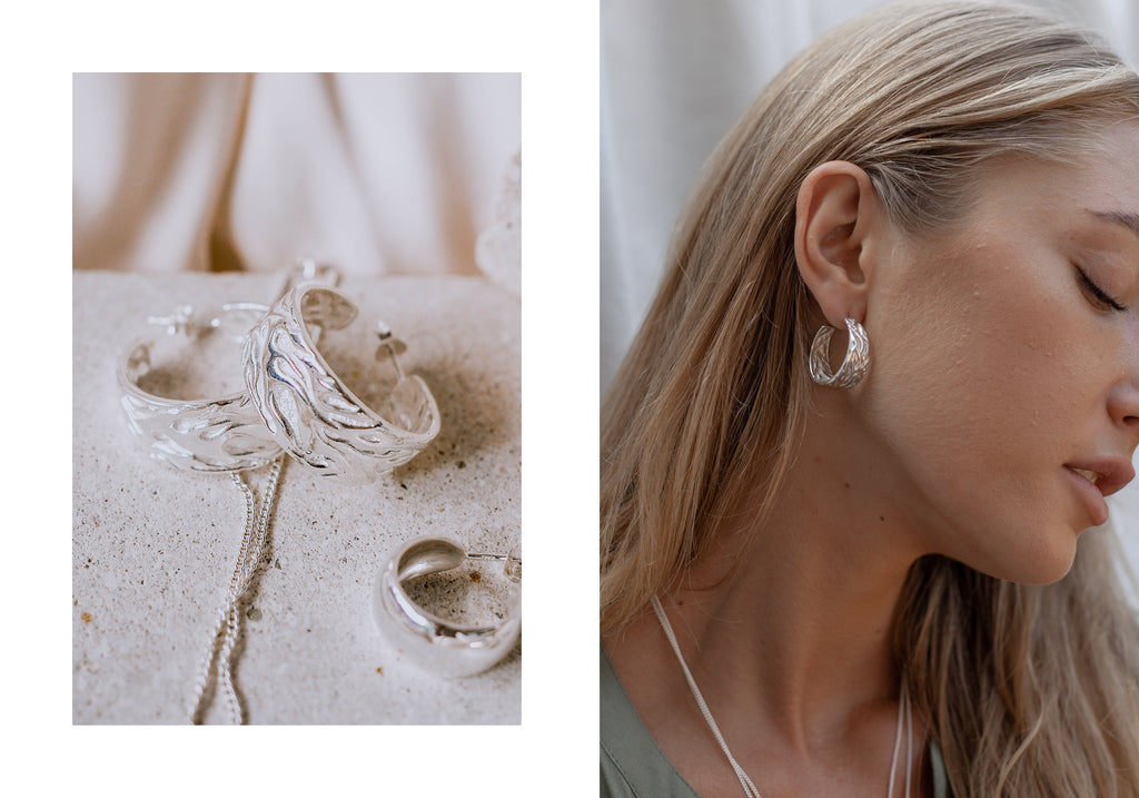 French Harvest Capsule Collection of Jewelry from Luna & Rose Sustainable Jewels