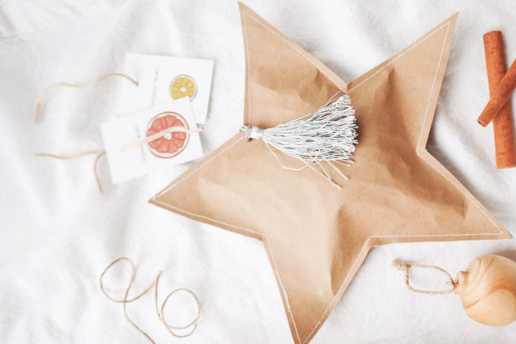 Luna & Rose Christmas Gift Wrapping Sustainable Ideas