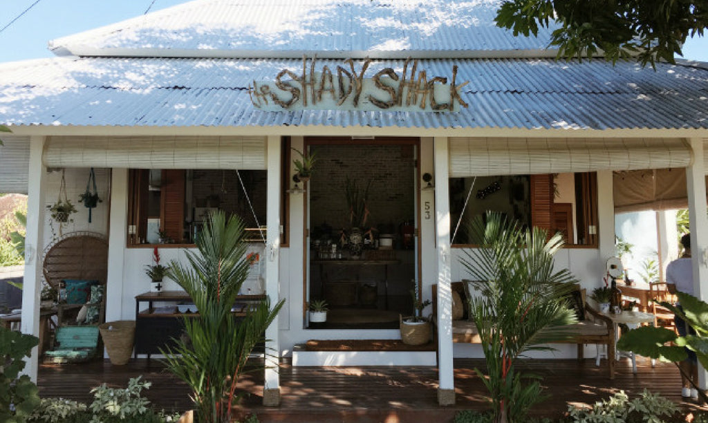 The Shady Shack Bali, Canggu - La Luna Rose Blog