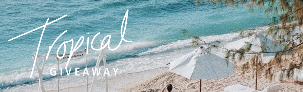 Tropical Giveaway - Win a Bali Escape