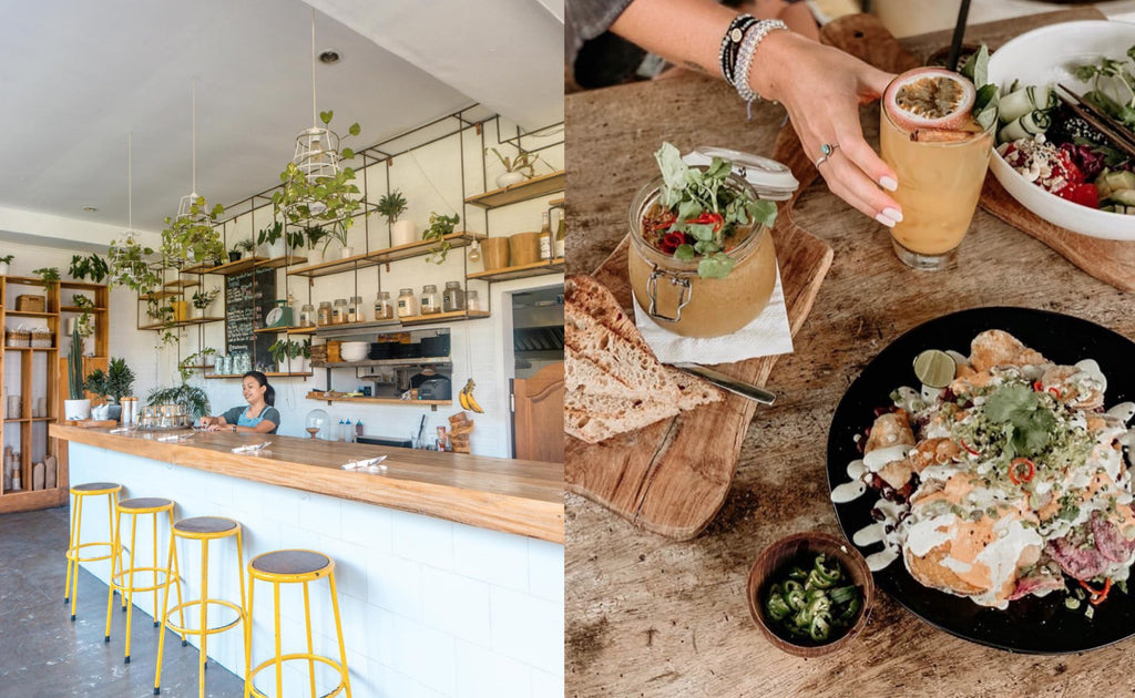 La Luna Rose Bali Best Eats - Two Trees Delicious Eatery in Berawa, Canggu