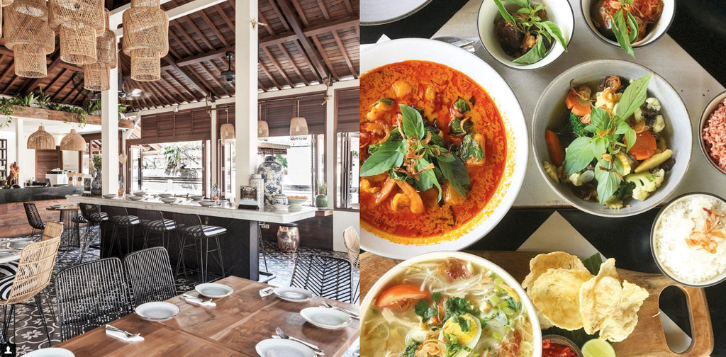 Ulekan Bali Best Eats by La Luna Rose in Canggu