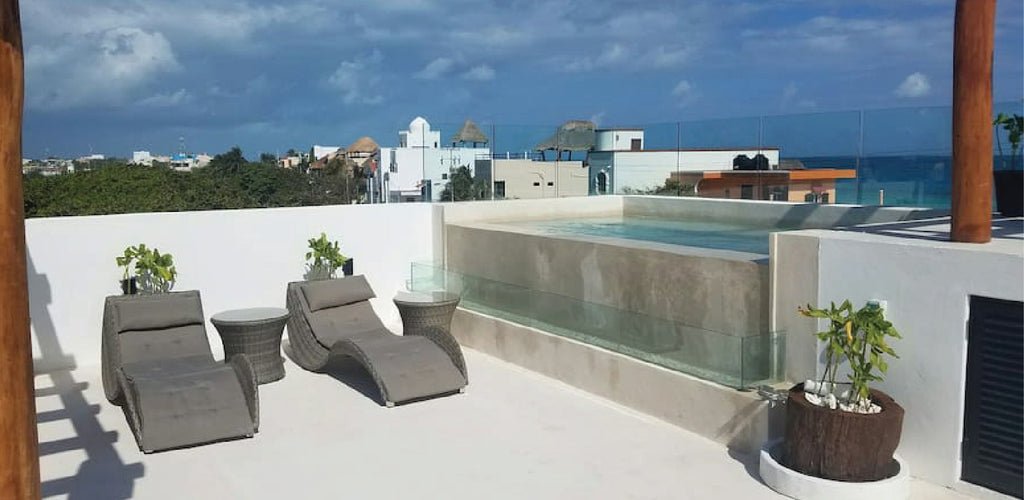 King Suite, ocean views Islan Mujeres Airbnb Yucatan Penninsula, Mexico