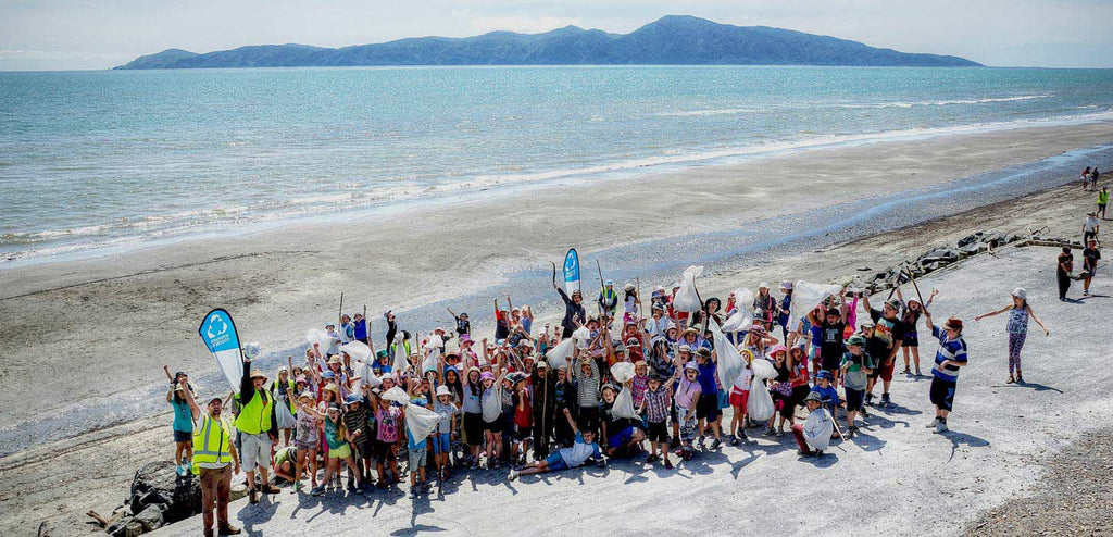 Sustainable Coastlines New Zealand - La Luna Rose Charity Partner